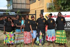Yolngu Radio staff and volunteers