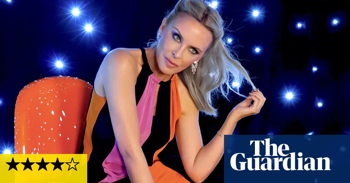 Kylie: Disco review – the ultimate rescue remedy
