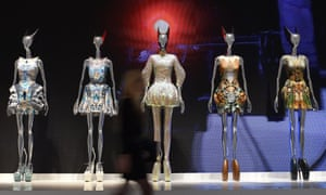 Alexander McQueen's Savage Beauty exhibition was the V&A's most-visited show.