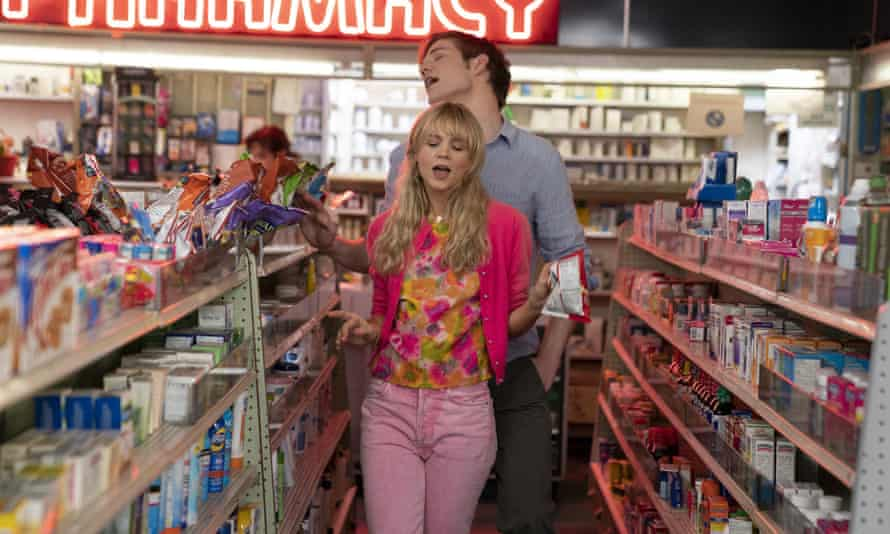 Carey Mulligan, pretty in pink, in Promising Young Woman