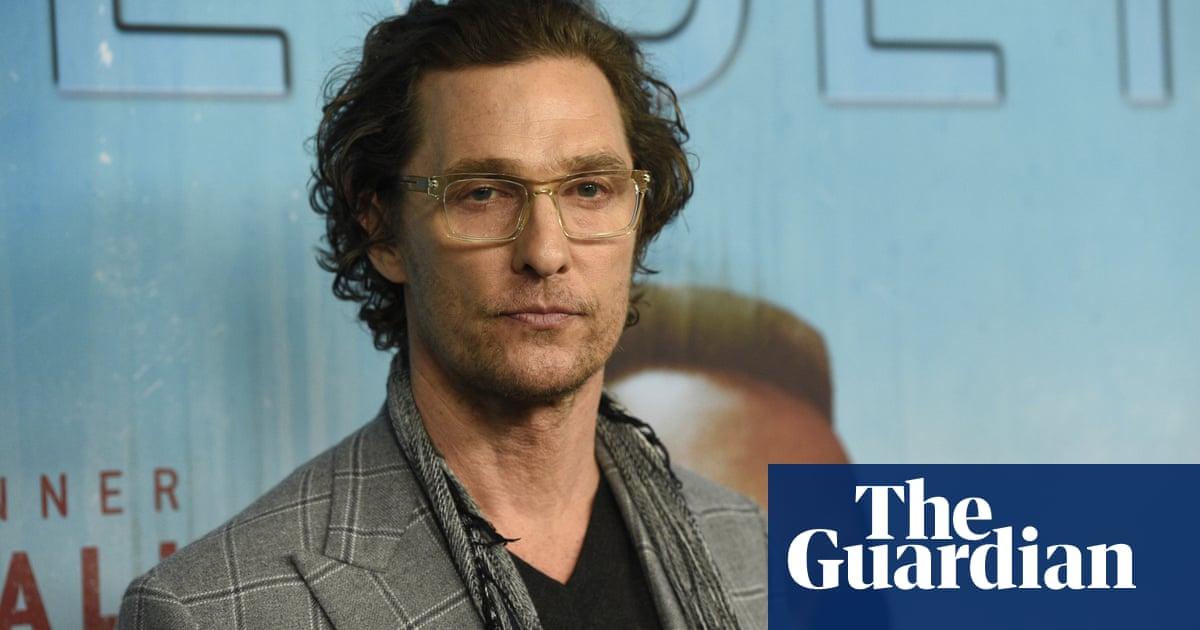 Alright, alright: Matthew McConaughey joins University of Texas as professor