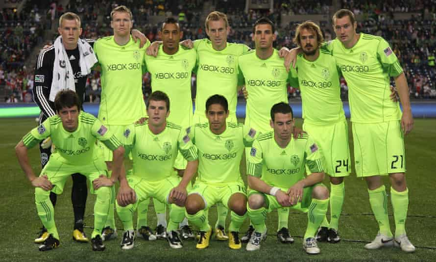 Seattle Sounders in 2010: electric