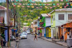 Gouyave, Grenada.
