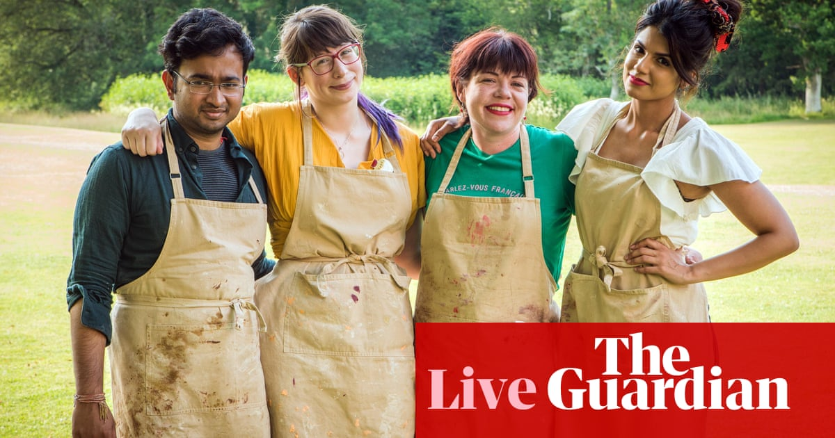 The Great British Bake Off 2018: semi-final – as it ...