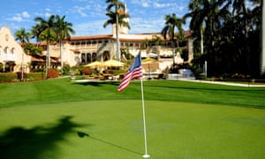 Trump's golf club at Mar-a-Lago was a popular spot for charity fundraisers; not any more.