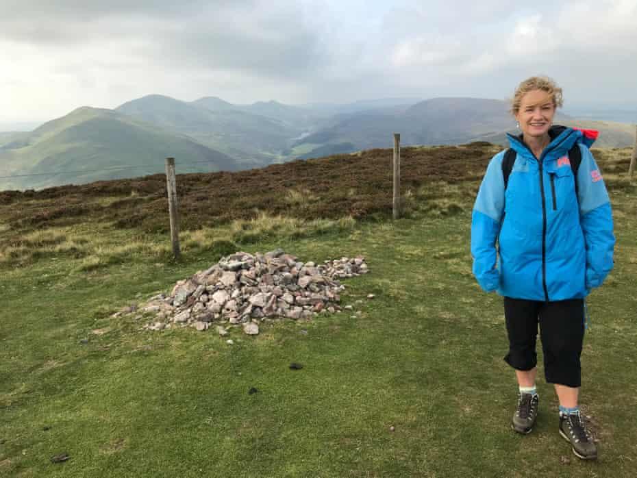 Writer Lizzie Enfield on her Castlelaw walk