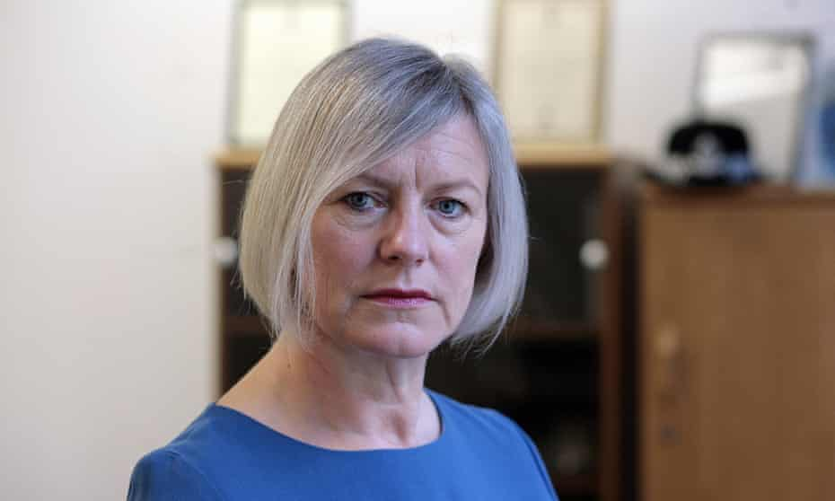 Sara Thornton, chair of the National Police Chiefs Council.