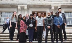 PSA 2019 finalist Hackney council