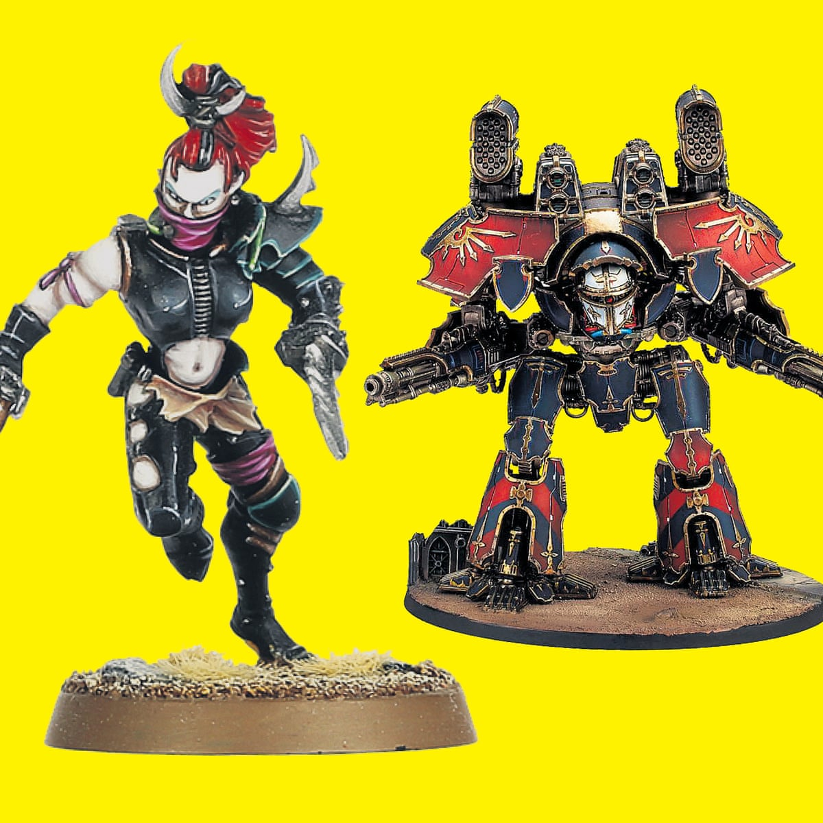 Heroin For Middle Class Nerds How Warhammer Conquered Gaming Life And Style The Guardian