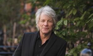 Jon Bon Jovi: 'Saya sangat terkejut dengan kedalaman yang dialami Trump.'