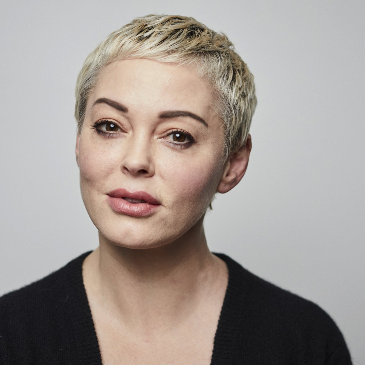 Rose McGowan: 'I won't be free of Harvey Weinstein until he's dead ...