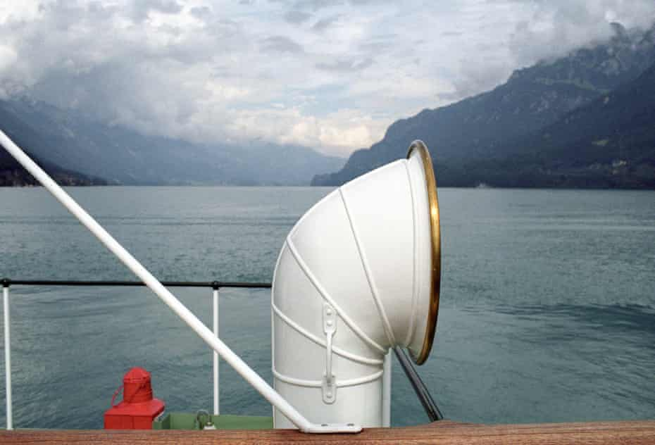 Brienzersee June 2014 by Teju Cole