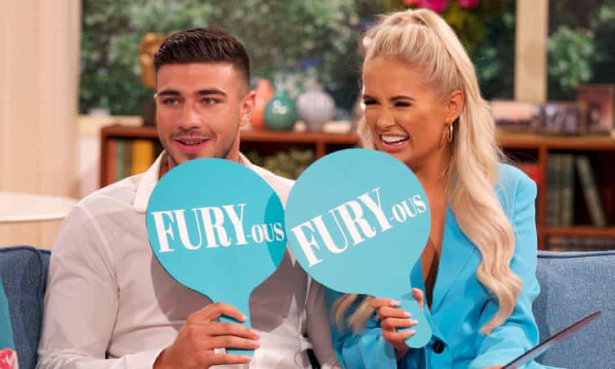 RIP Love Island … moving back home meant no more Tommy and Molly-Mae.