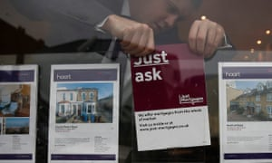There is concern that a huge divide between young and old has opened up in the mortgage market.