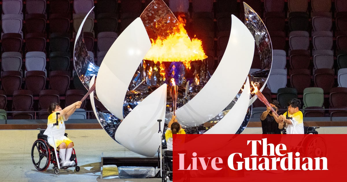 Tokyo 2020 Paralympic Games: closing ceremony – live!
