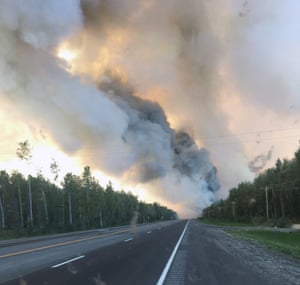 The McKinley Fire has destroyed around 80 structures so far and seen the evacuation of those living along the highway between Anchorage and Denali National Park.