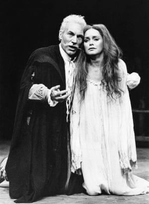 As Titus Andronicus 1981