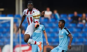 Bassogog playing in Denmark's Superliga for Aalborg, who received a club record transfer fee of €6.8m from Henan Jianye in February.