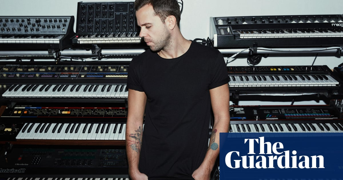 M83: 'Tangerine Dream are the reason I'm obsessed with