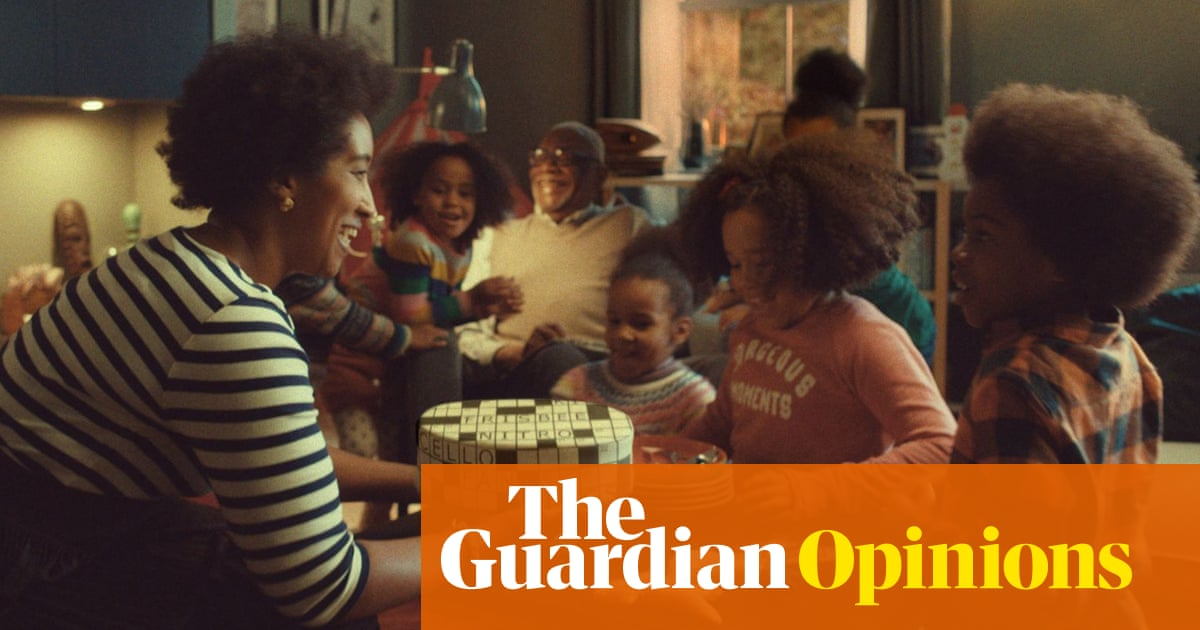 At last, an ad that makes my family feel good to be black
