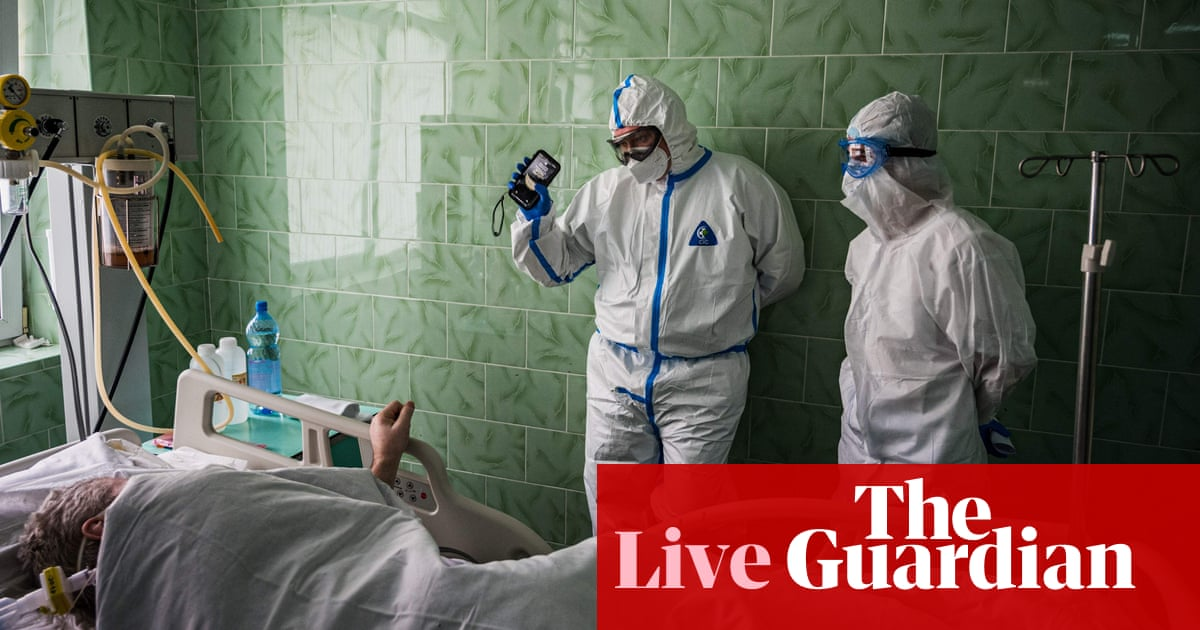 Coronavirus live news: Trump pushes to open churches as Brazil death toll passes 20000 – The Guardian
