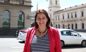Victorian MP for Wendouree Juliana Addison