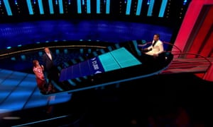 Paul Sinha on ITV's The Chase