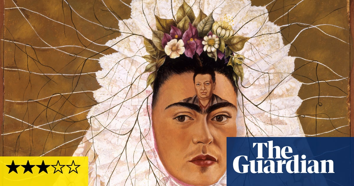 Frida Kahlo Making Her Self Up Review Forget The