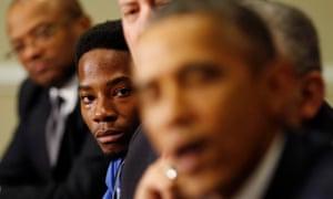 obama ferguson focus