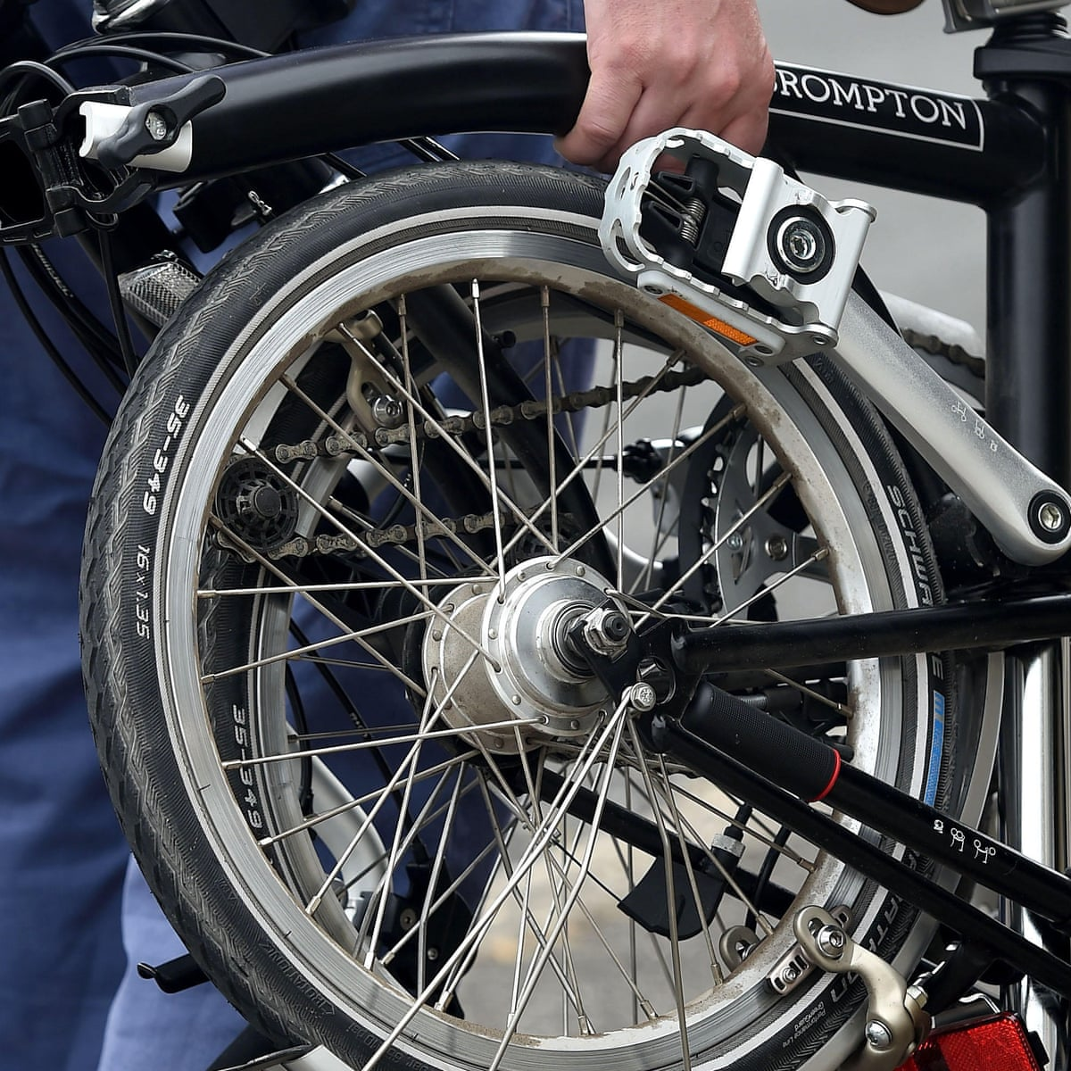 It S Hard To Find A Fix For My Faulty Brompton Bicycle Consumer Affairs The Guardian
