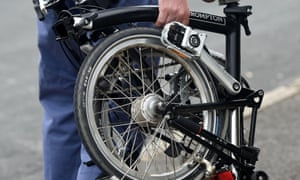 A Brompton bike developed faults it was difficult to get Cycle Republic to take action.