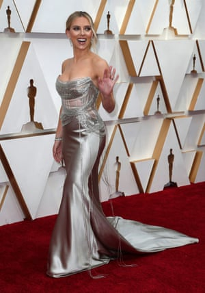 Oscars 2020 Red Carpet Billie Eilish To Billy Porter In Pictures Fashion The Guardian