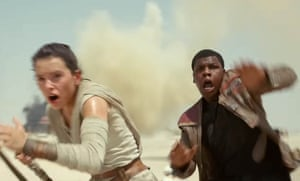 Not male, not pale ... but stale? Star Wars: Episode VII - The Force Awakens.