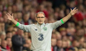 Martin O'Neill reached a verbal agreement about a new two-year contract with the Republic of Ireland in November but has yet to sign that deal, leaving Stoke hopeful.