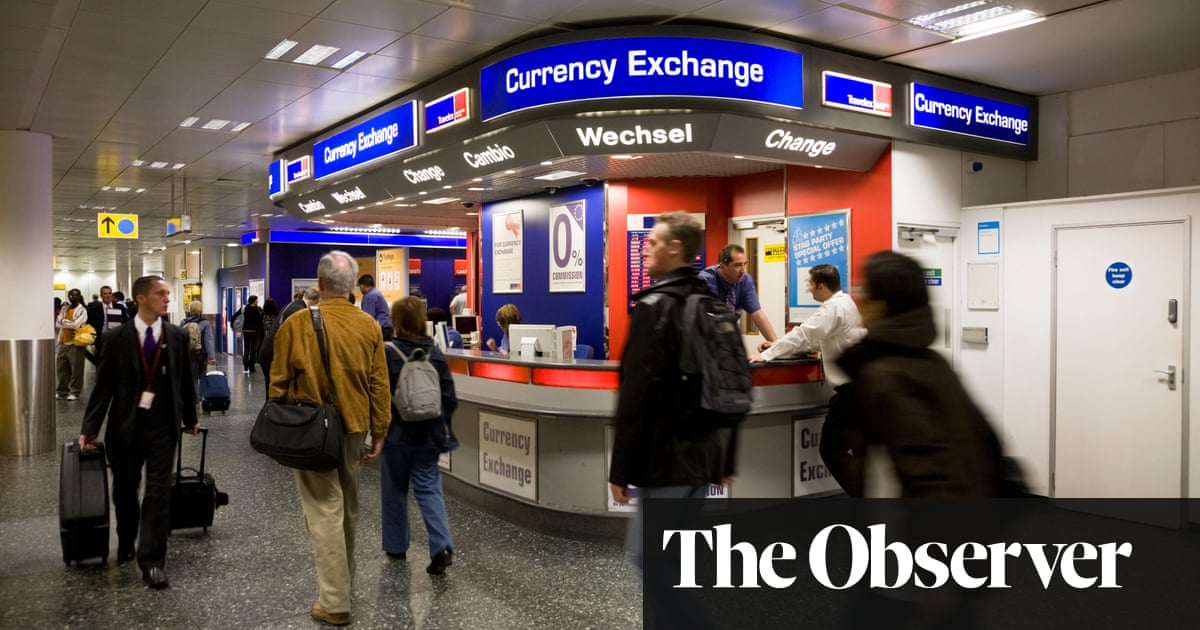 No deal brexit: should you buy your holiday money now? travel