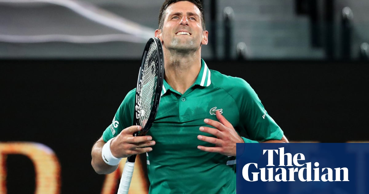 Novak Djokovic into semi-finals but says most players want to abandon season