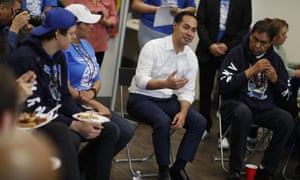 Julian Castro has suggested creating a taskforce to examine the possibility of race specific reparations.