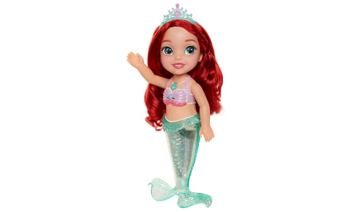 9e8d83ad93f Revealed: Disney's £35 Ariel doll earns a Chinese worker 1p | Global  development | The Guardian
