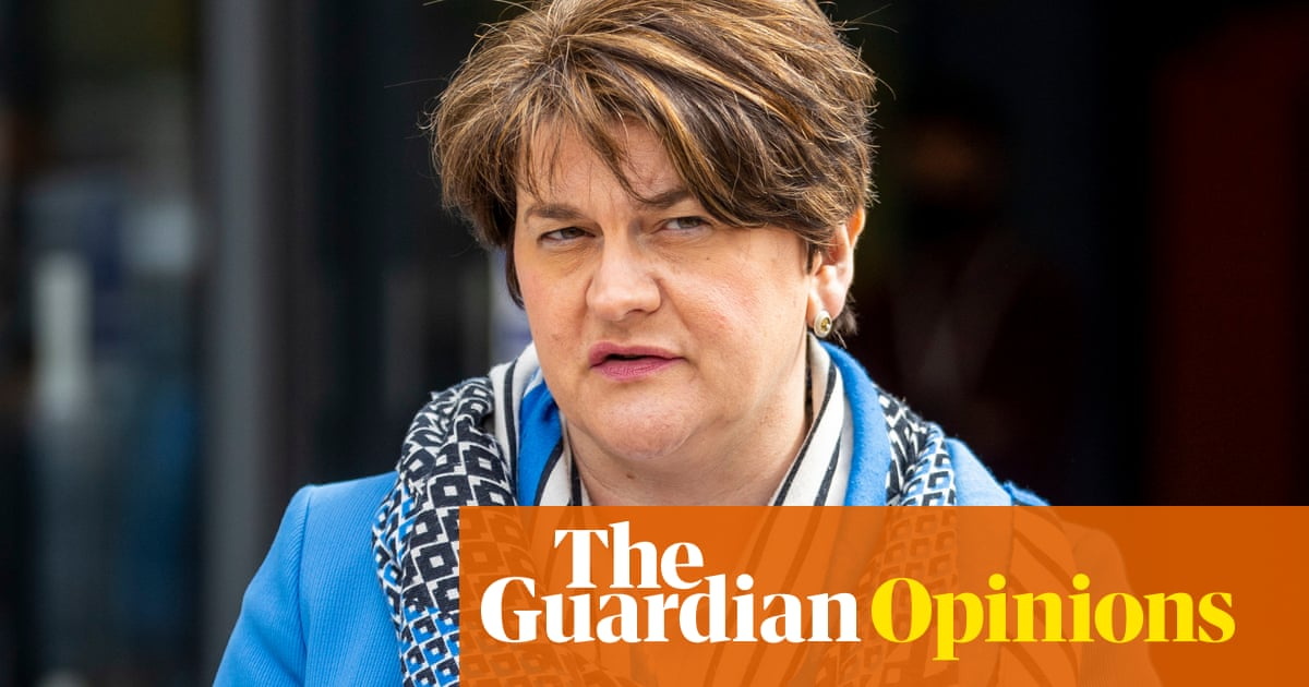 Did homophobia lead to Arlene Foster's downfall?