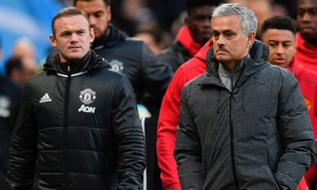 Wayne Rooney may play in midfield for Manchester United against Swansea