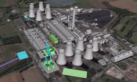 UK approval for biggest gas power station in Europe ruled legal