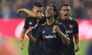 Carlos Vela is tipped by many to win another MVP award this season