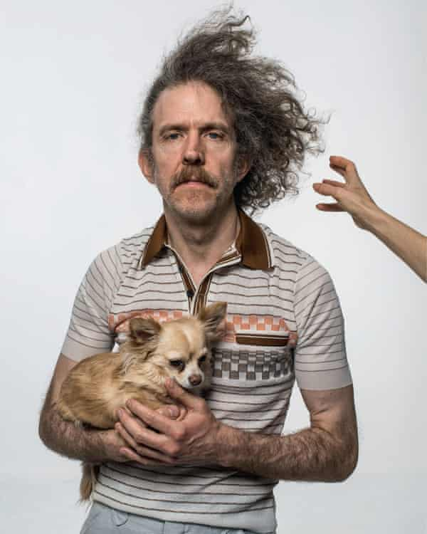 'I hate men's clothes' … Martin Creed.