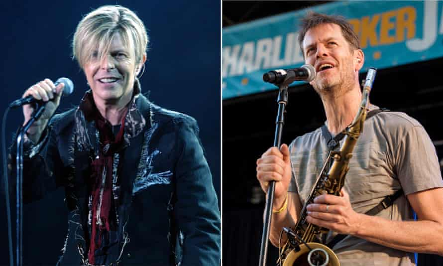 David Bowie and saxophonist Donny McCaslin: 'He sent me an email saying, essentially, 'That's old stuff. I'm into different things now''
