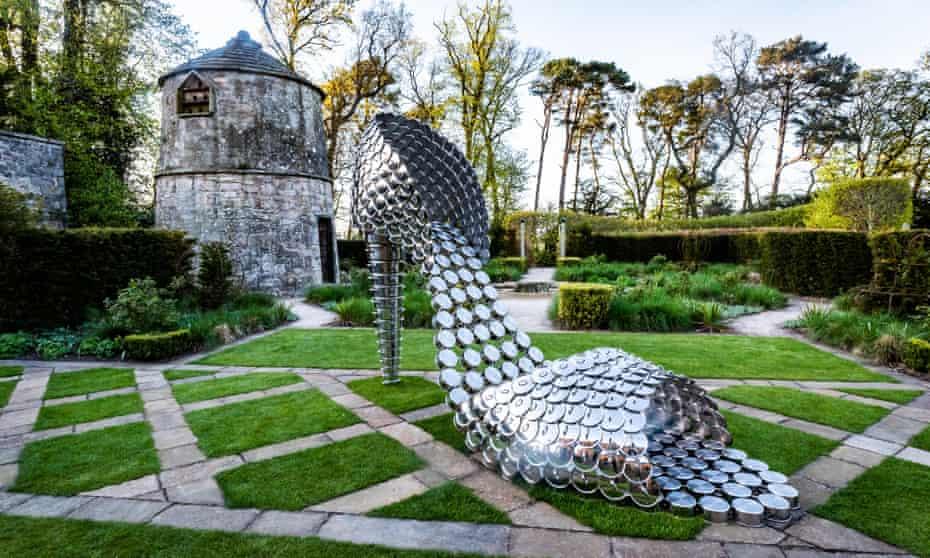 The 2018 season opening of Scottish sculpture park Jupiter Artland