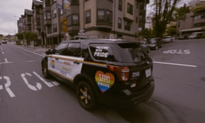 The San Francisco police department has a 'Pride SUV' that will drive in the parade, a spokesperson said.