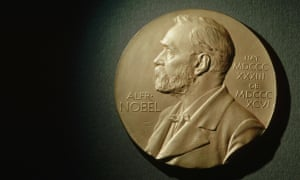 A Nobel prize medal. The Nobel cannot be divided between more than three people. If the Ligo detection does win, the judges will have a difficult task, given huge number of scientists involved.