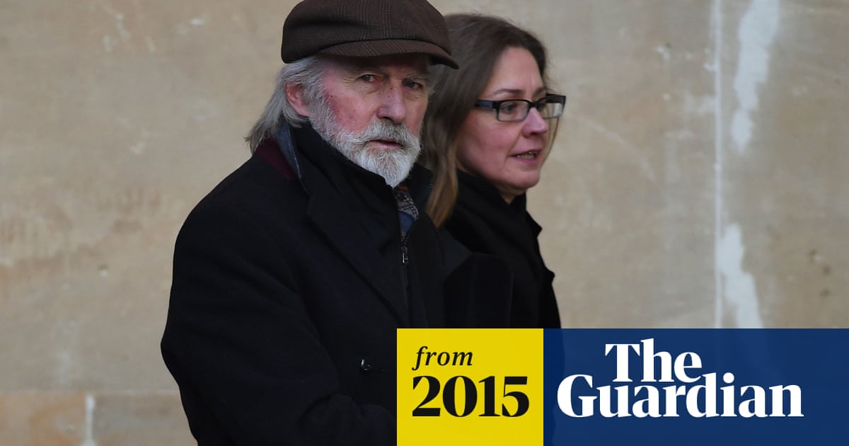 Roy Harper 'angry' at court fight as sexual abuse charges