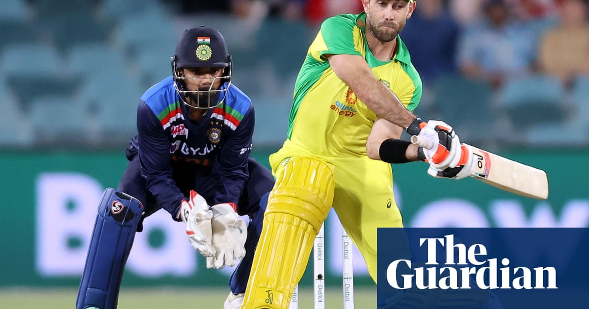 That's not a cricket shot!': Glenn Maxwell and the art to flicking the switch   Geoff Lemon