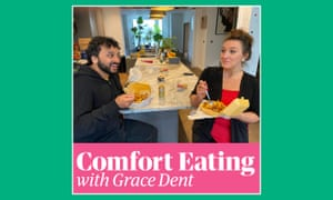 Grace Dent and Rafe Spall Comfort Eating
